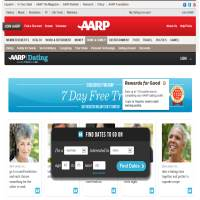 Aarp + senior dating sites