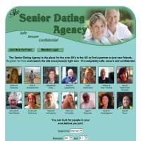 The Senior Dating Agency image